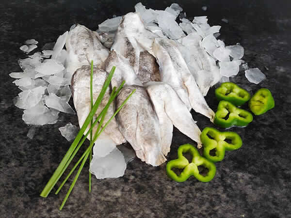Cocochas de Merluza Chilena