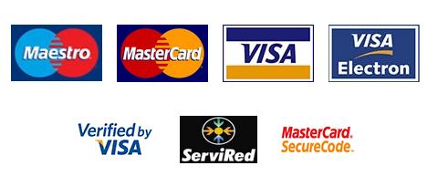 tarjetas pago